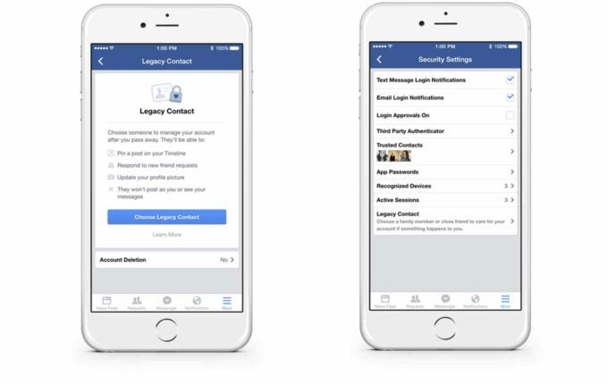 You Can Now Create a Will for Your Facebook Profile