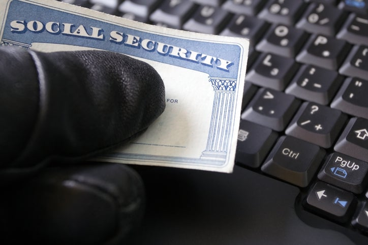 identity theft students social security numbers