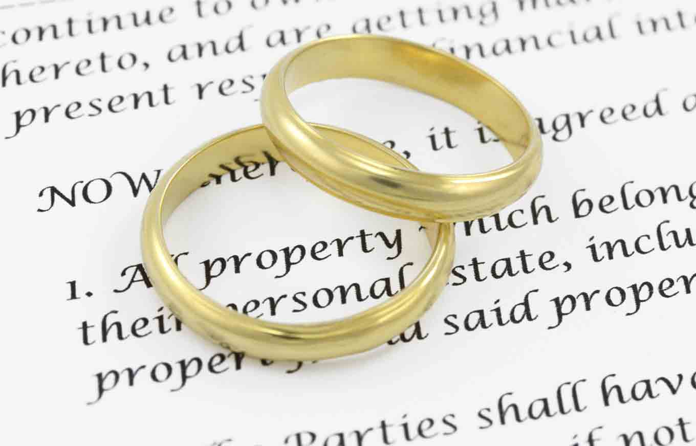 Do You Need A Postnuptial Agreement Credit