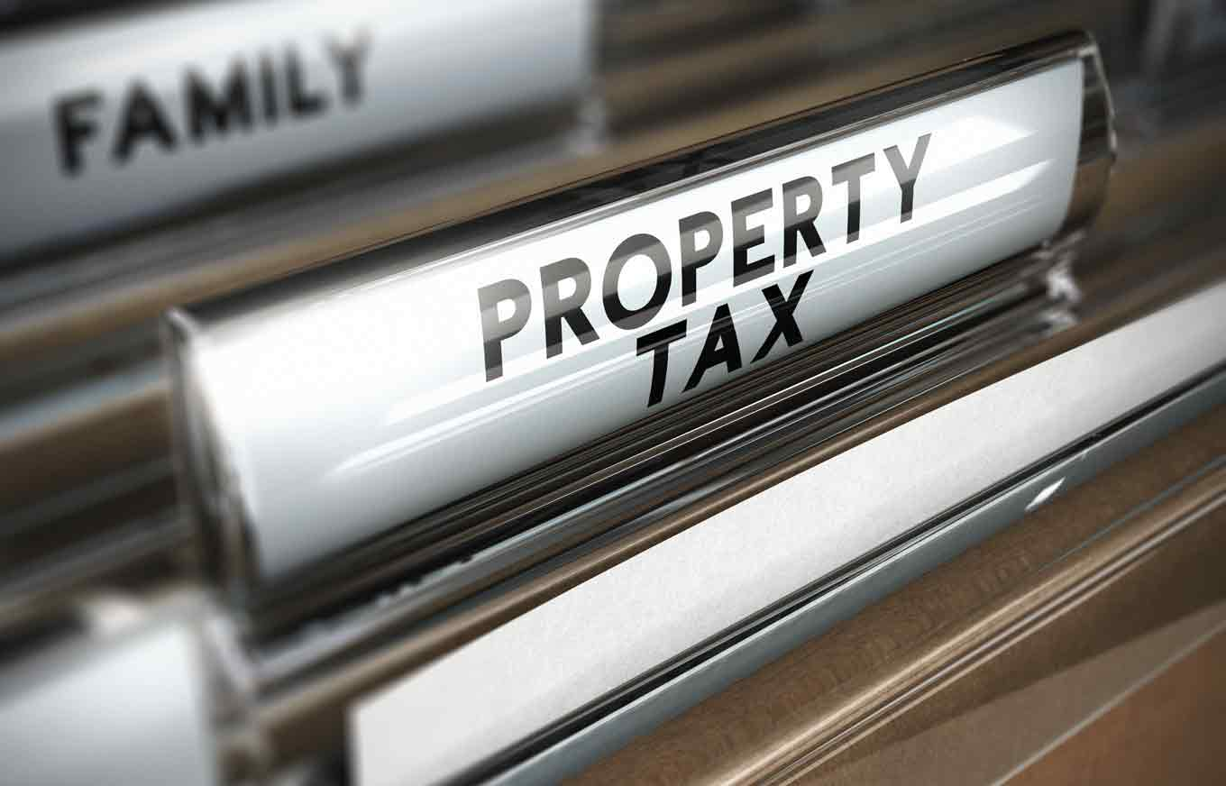 What Can I Do About My High Property Taxes?