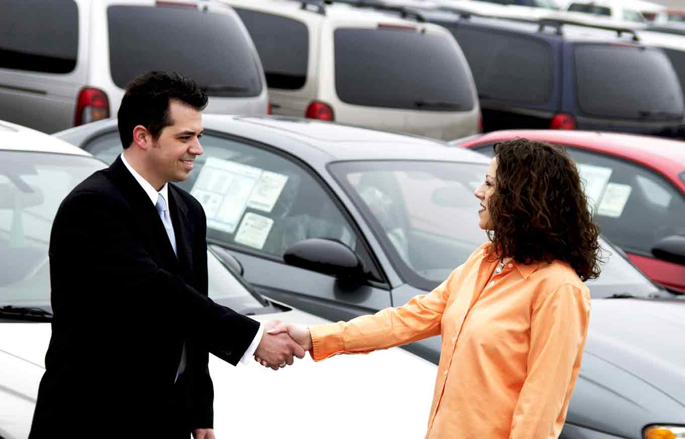 Get A Car With No Credit And No Cosigner