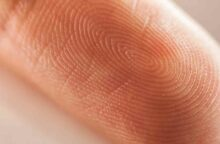 Forgot Your Password? Don't Worry — It's in Your Skin