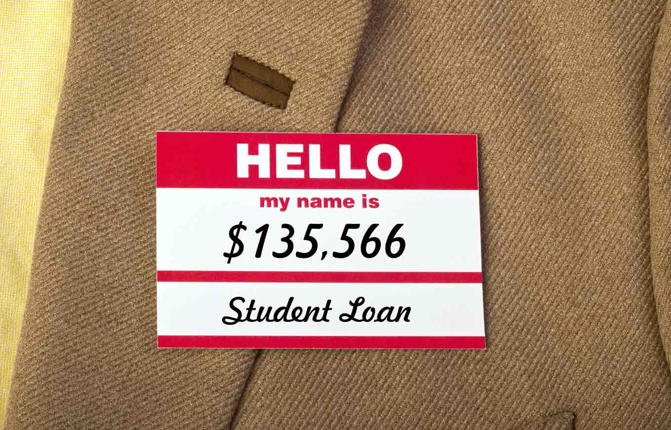 the real reason student loans should be dischargeable in