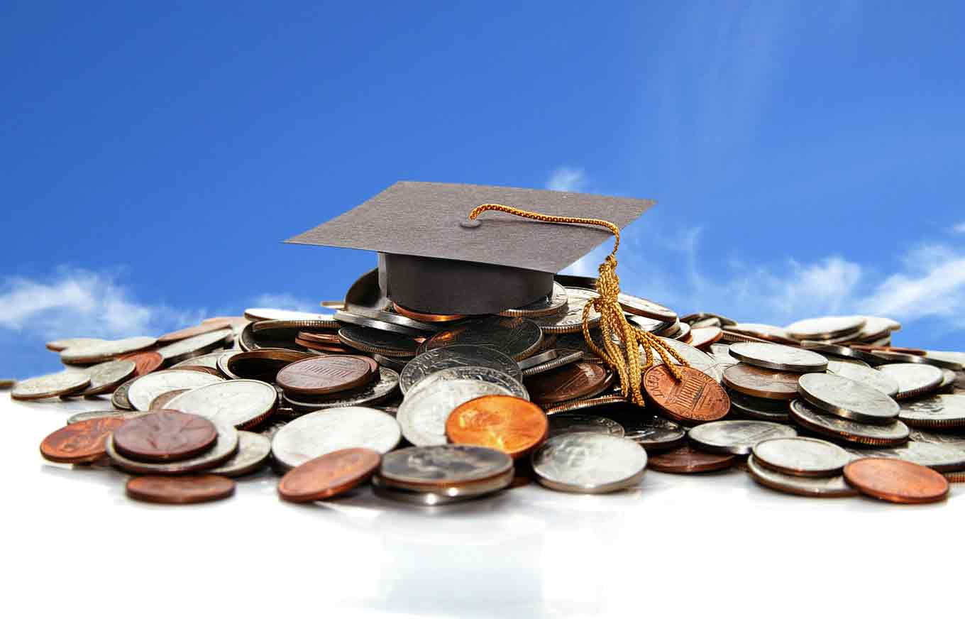 If I am part time do I get offered less student loans?