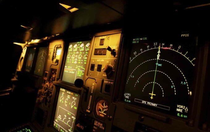hackable airplanes