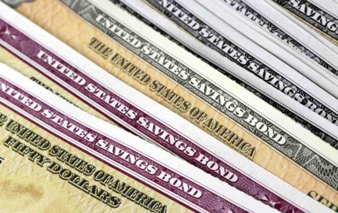 old savings bond