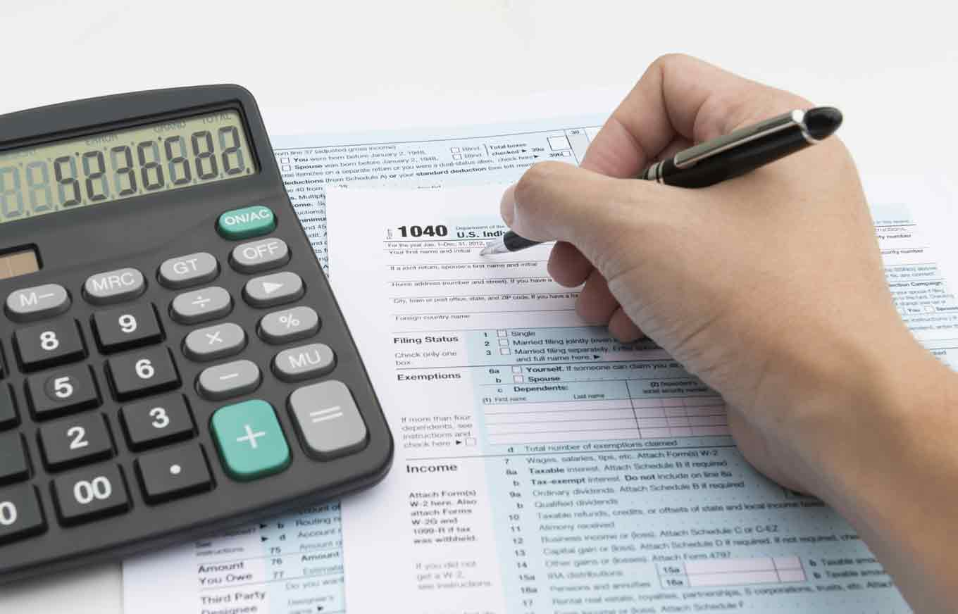 Bad Credit Personal Loan With Cosigner >> 4 Ways to Pay Your Taxes | Credit.com