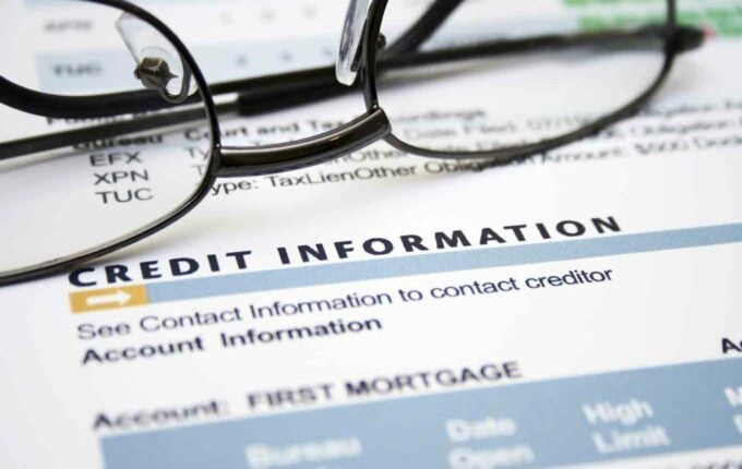 mortgage mistake credit score