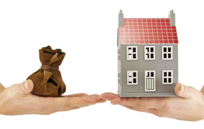 pay cash for a home