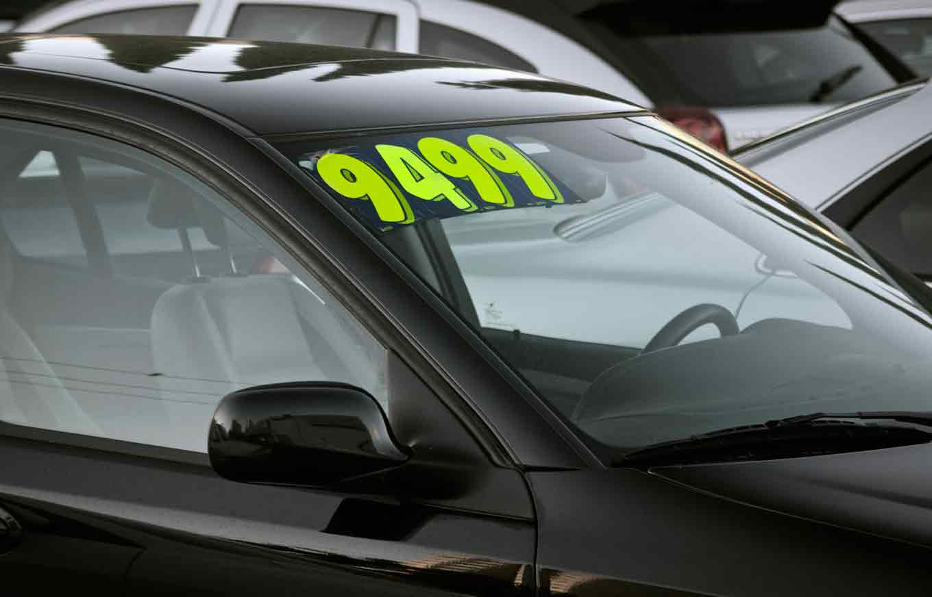 5 of the most common used car buying scams