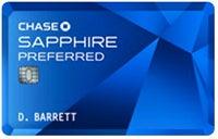Chase Sapphire Preferred