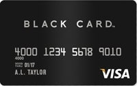 Visa Black from Barclays