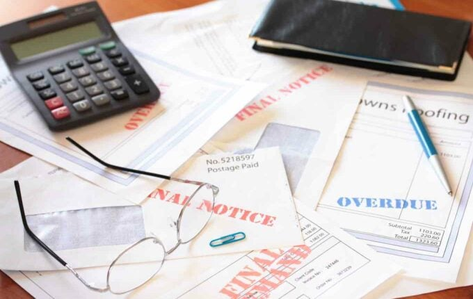 What's a Charged-Off Debt?