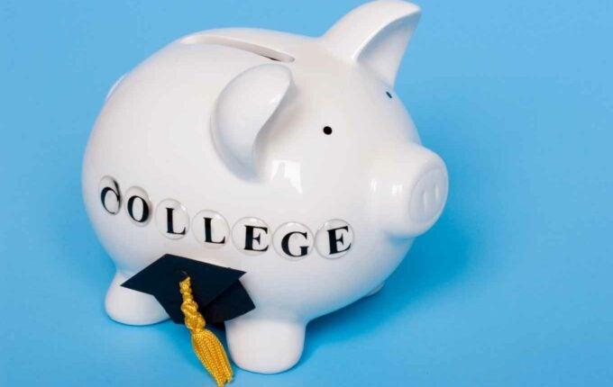 college spending