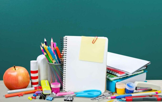 Tax-Free Back-to-School Shopping Days