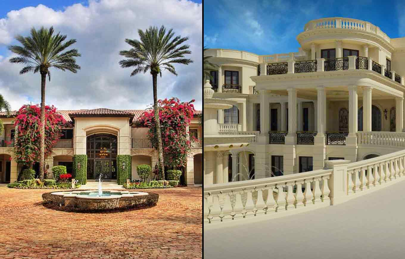 what's the difference between a $13.9m & a $139m house? | credit
