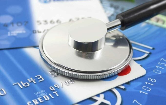 medical bill credit card