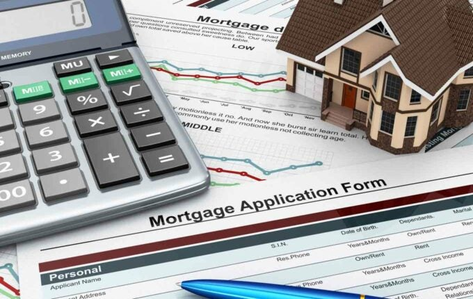 mortgage arm