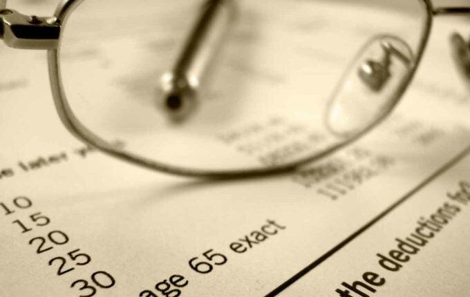 retirement plan statements