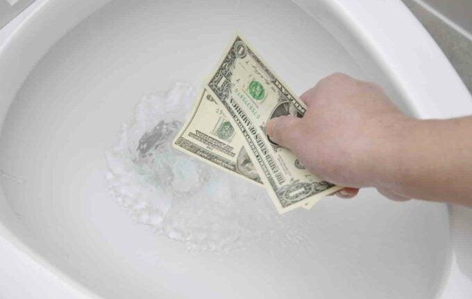 flushingtoiletmoney