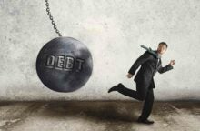 Can a Debt Collector Come After Me for a Business Debt?