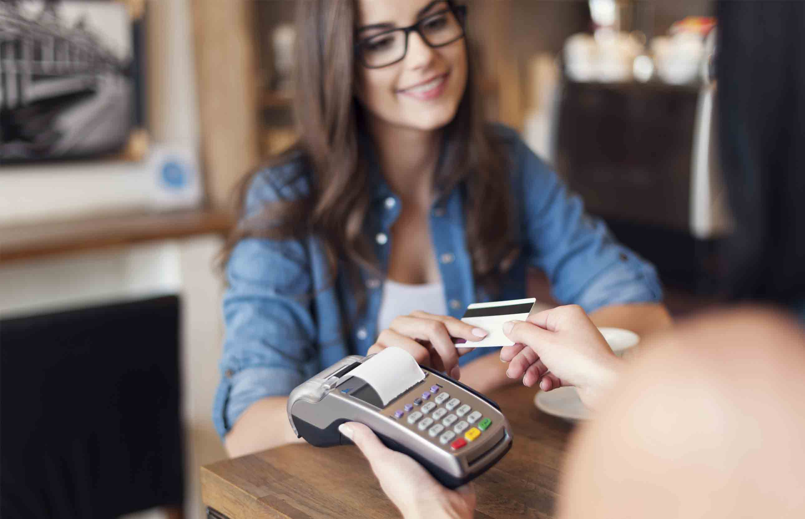 Why Chip Credit Cards Are Stressing Out This Cashier