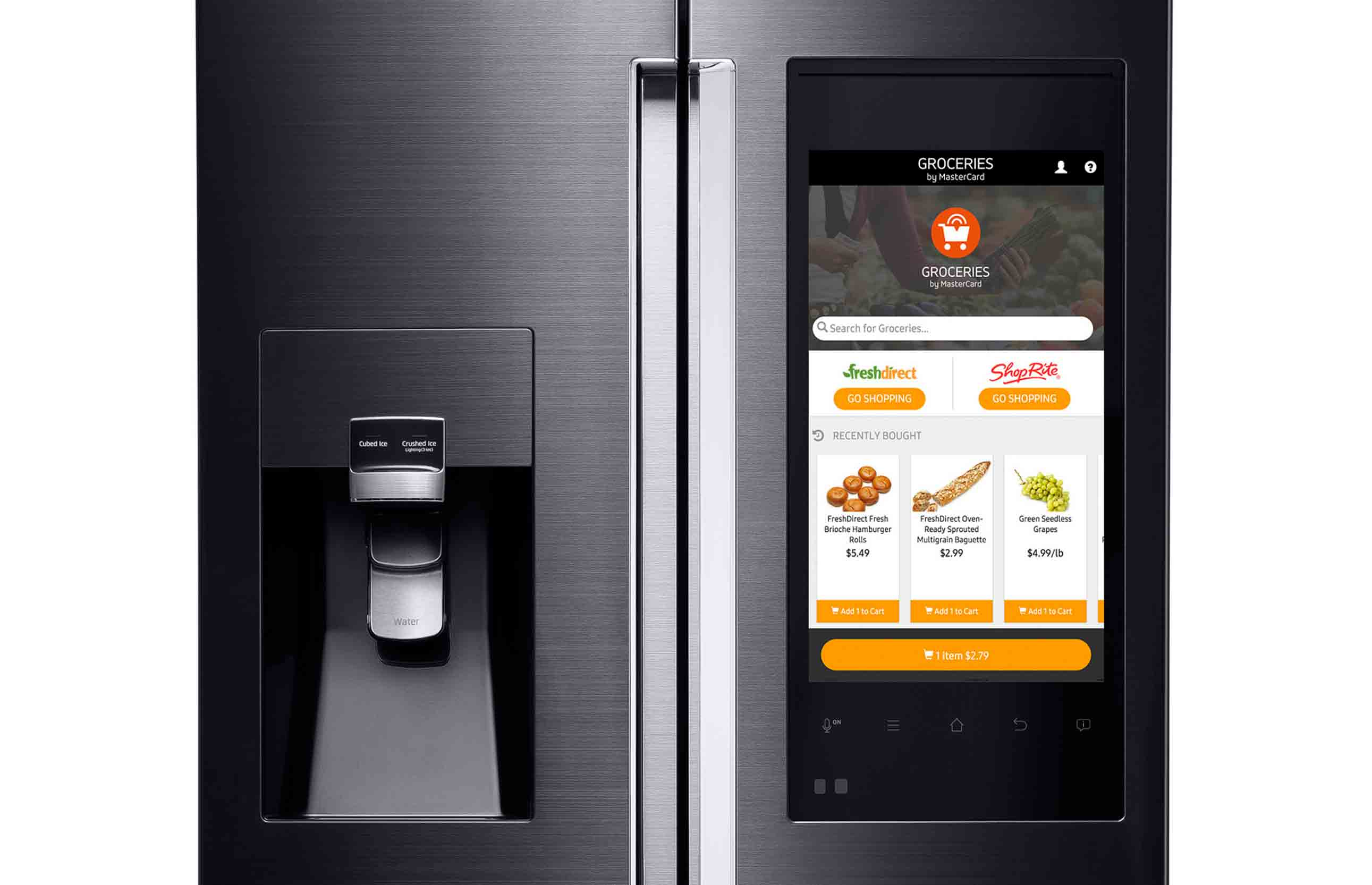 Car Loans With Bad Credit >> You Can Now Order Your Groceries Through Your Refrigerator ...