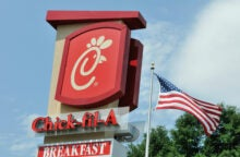 Man Allegedly Steals Credit Cards to Buy Chick-fil-A Gift Cards