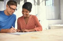 Is There a Difference Between a Co-Signer & a Co-Applicant?