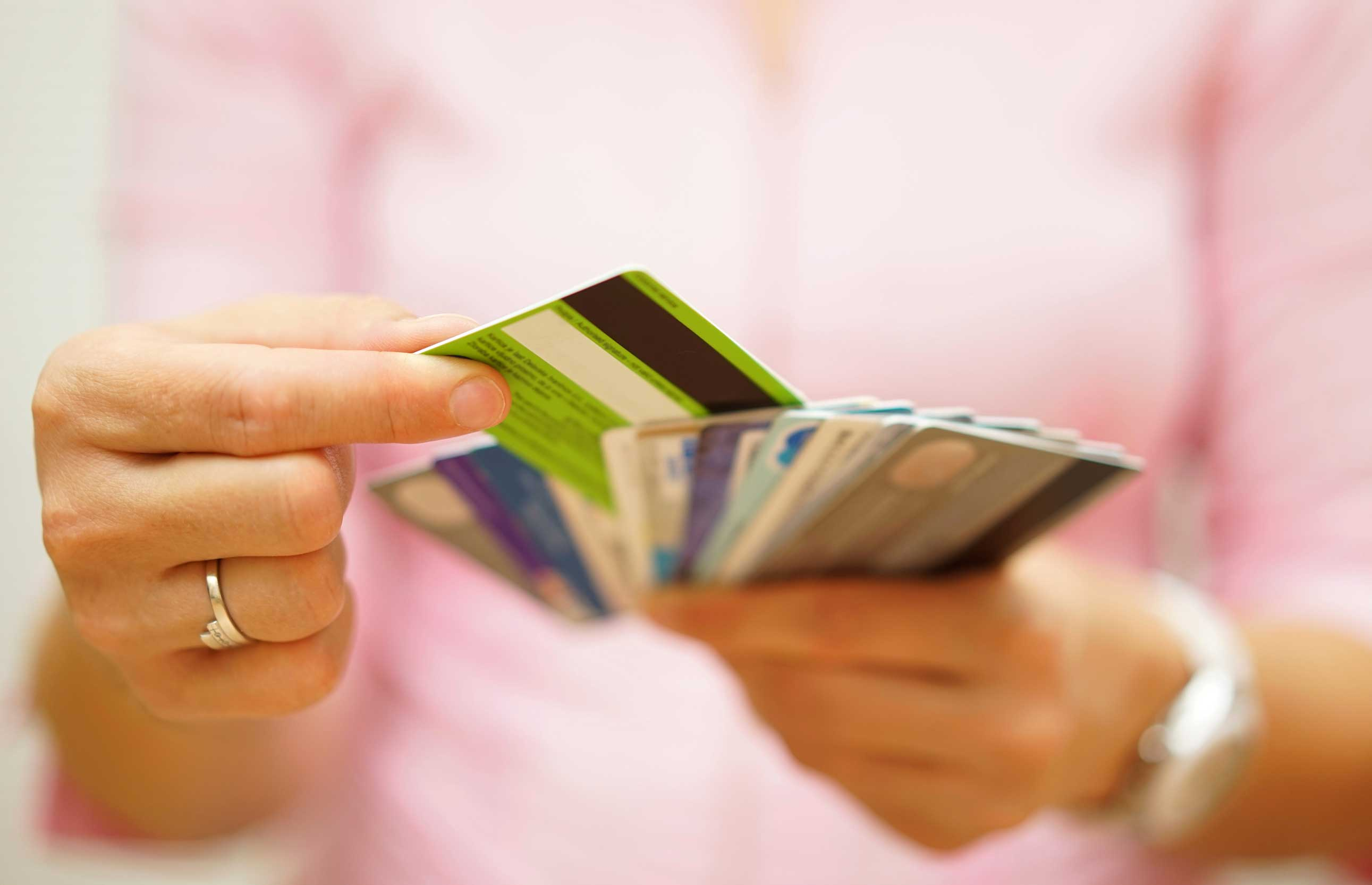 i have too many credit cards. what can i do? | credit