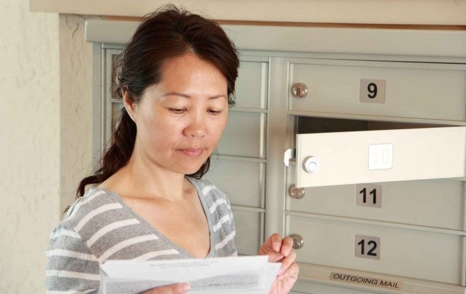 debt-collector-mail