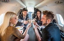 Ever Dreamed of Flying Private? This Credit Card Can Get You There