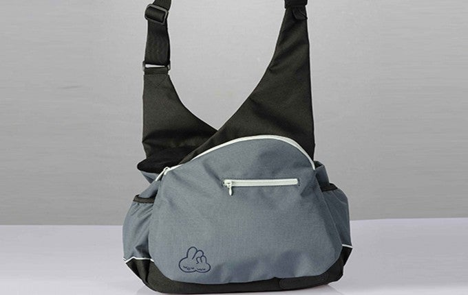Claessens' Kids 2-in-1 Carrier-Diaper Bag