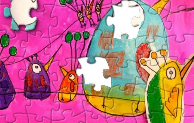 Print Art Kids Jigsaw Puzzles