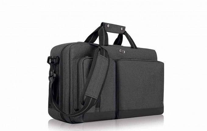 "Solo Urban15.6"" Hybrid Briefcase"