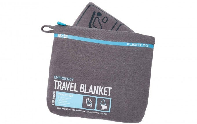 Happy Flight Emergency Travel Blanket