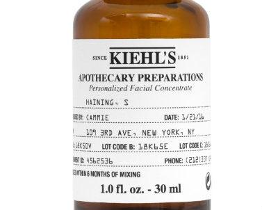 Kiehls apothecary preparation