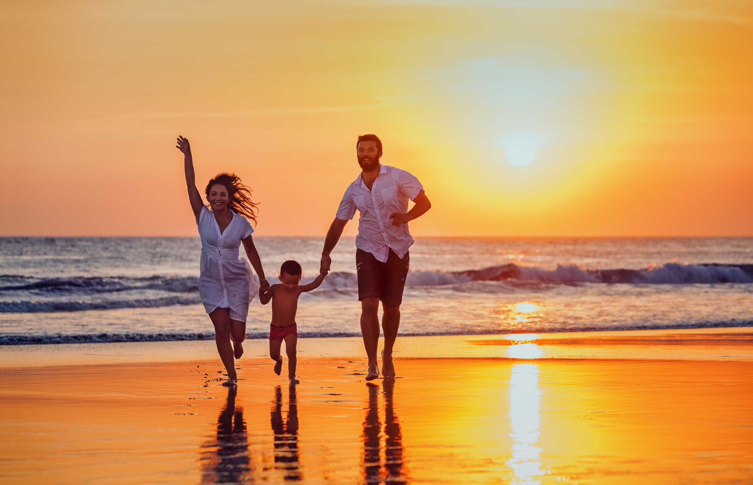 To help make a family vacation more affordable, I got the Chase Sapphire Reserve credit card and it surprisingly boosted my credit score. Here's how.