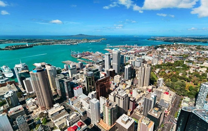 4th Most Expensive City: Auckland, New Zealand