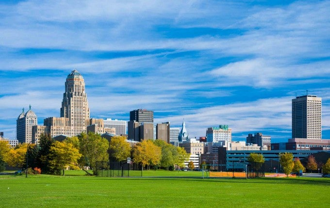 2nd Most Affordable City Buffalo, New York, U.S.