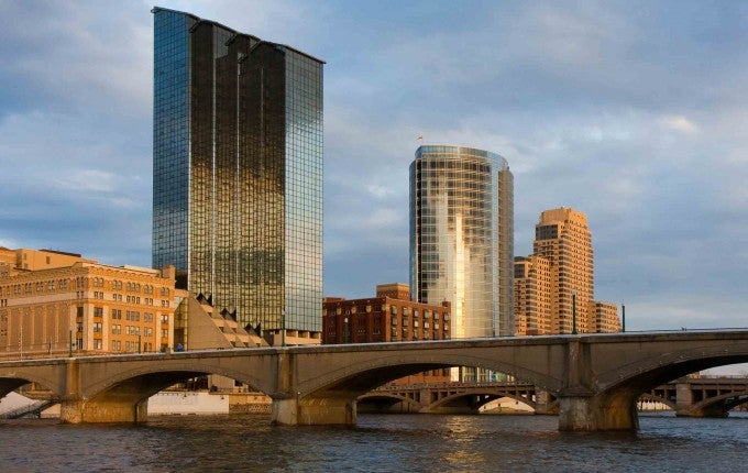 8th Most Affordable City (Tie): Grand Rapids, Michigan, U.S.