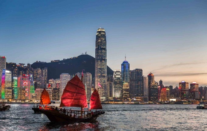 Most Expensive City: Hong Kong
