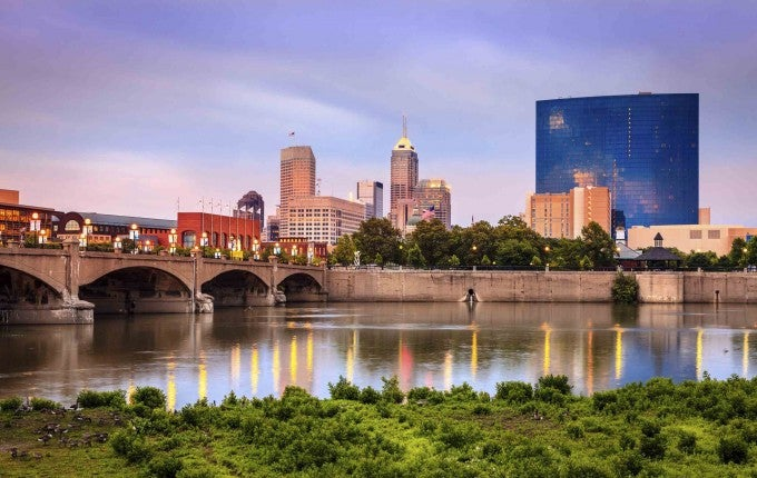 8th Most Affordable City (Tie): Indianapolis, Indiana, U.S.