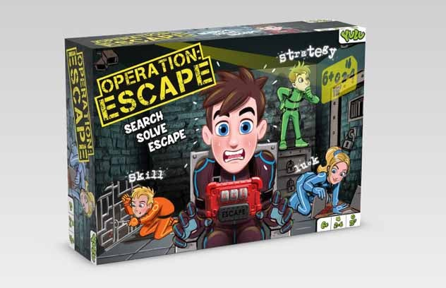Yulu Operation Escape_v2