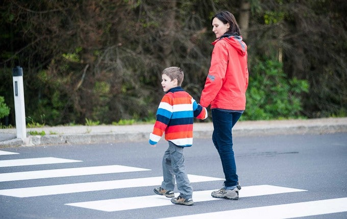 There's a reason your mom always told you to look both ways before you cross the street — maybe even more so in these 20 places.