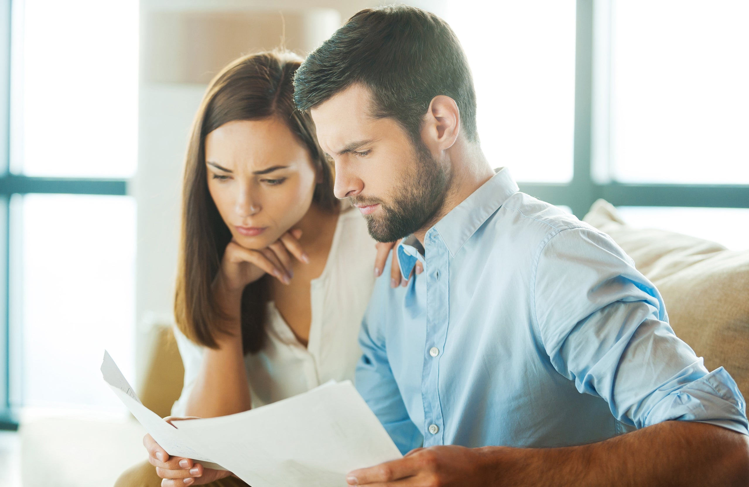 These tips can help ensure their bad credit doesn't indirectly affect yours.