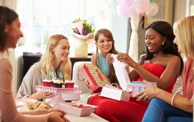 Here are eight great off-registry gifts to give at a baby shower.