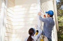 There are a few money-saving home improvements you might want to put on your spring to-do list.