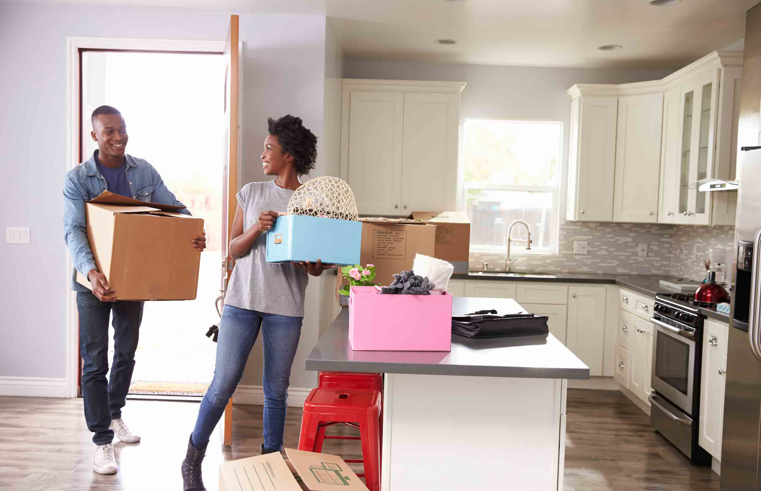 There are a few ways to expedite that down payment.