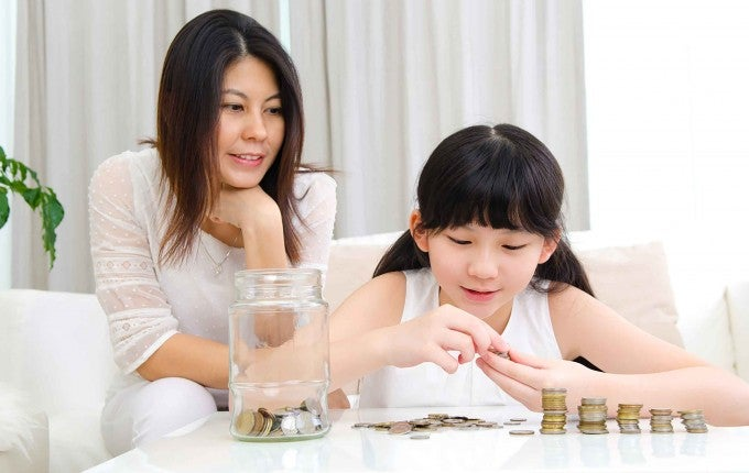 There are plenty of things parents can do now to help set their kids down the right path financially.